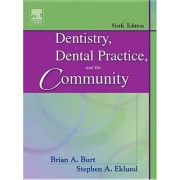 Dentistry Dental Practice and the Community by Brian A. Burt