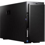 Server IBM x3500 M5 (Procesor Intel® Xeon® E5-2620 v3 (15M Cache, 2.40 GHz), 1x8GB @2133MHz, HDD 3x300GB, 2x750W PSU)