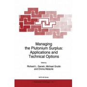 Managing the Plutonium Surplus by Richard Garwin
