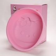 Forma de silicon pentru prajitura Hello Kitty