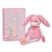 Doudou et Compagnie peluche los Choupidoux conejo larga piernas Lapin Longues Jambes Grand Modèle Talla:Grande