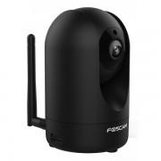Foscam R2 Nera Motorizzata 2 Megapixel Full-HD1080P H.264 Wireless/Cavo con Filtro IR-Cut - 8 Metri 110°