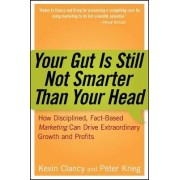 Your Gut is Still Not Smarter Than Your Head by Kevin J. Clancy