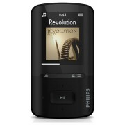 Philips SA4VBE04KF/12 GoGEAR MP4 Player