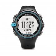 Reloj Garmin Swim Sumergible Natacion Swolf Negro Y Azul