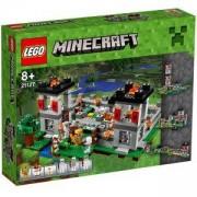Конструктор Лего Майнкрафт - Крепостта - LEGO Minecraft, 21127