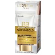 L'Oréal Nutri-Gold BB arckrém SPF20 40ml