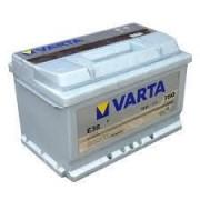 Varta Silver Dinamic 12V 74Ah 750A jobb pozitívos autó akkumulátor