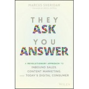 They Ask You Answer by Marcus Sheridan