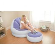 Intex Ultra Chair 2In-1 Set Air Consisting Of Lounge Chair 99 X 130 X 76 Cm