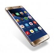 "Smartphone, Samsung GALAXY S7 Flat, 5.1"", Arm Octa (2.3G), 4GB RAM, 32GB Storage, Android 6.0, Gold (SM-G930FZDABGL)"