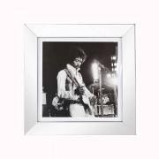 Dekoria Obraz Jimi Hendrix 51x51cm, 51x15cm