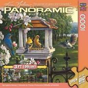 MasterPieces Kim Norlien Springtime Melody Panoramic 1000 Piece Jigsaw Puzzle