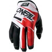 ONeal Jump Flow JAG Gloves black/red XXL Velohandschuhe lang