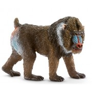 Schleich Male Mandrill Toy Figure