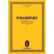 Symphony No. 4 in F Minor, Op. 36 by Pyotr Il Tchaikovsky