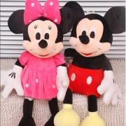 Disney's Big Size Cute Mickey Mouse Minnie Mouse Soft Toy .17 Inches / 44 Cms