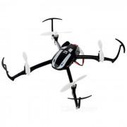 JUGUETES-SKY S188 6-CH R / C Quadcopter w / Gyro / Mas Set - Negro