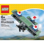 LEGO Exclusivo: Mini Sopwith Camel Establecer 40049 (Bolsas)