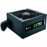 Fuente Poder CORSAIR CP-9020015-NA Gamer CX750 750W 80 Plus Bronze