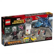 Lego Marvel Super Heroes - 76051 - Jeu De Construction - Super Hero Airport Battle