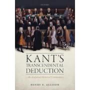 Kant's Transcendental Deduction by Henry E. Allison