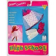Skipper Courtney High School Fashions #3629 (1992) by Barbie