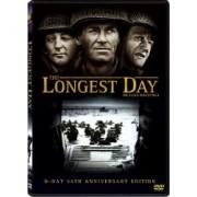 THE LONGEST DAY DVD 1962