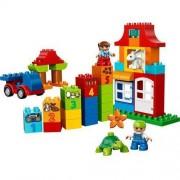Lego Duplo 10580 Pudełko pełne zabawy - Gwarancja terminu lub 50 zł! BEZPŁATNY ODBIÓR: WROCŁAW!