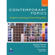 Contemporary Topics Introductory by Jeanette Clement