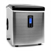 KLARSTEIN ICE4-MR-BLACK-FROST, 150 W машина за производство на лед, черна