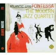 Modern Jazz Quartet - Fontessa (0081227368722) (1 CD)