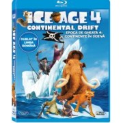 ICE AGE 4 CONTINENTAL DRIFT BluRay 2012