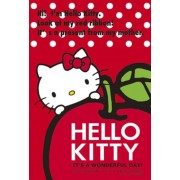 Jigsaw Puzzle Petit Hello Kitty 204 small piece Kitty Big Red Apple (10cm x 14.7cm, corresponding panel: Petit only) (japan import)