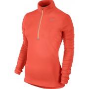 Nike Element Half-Zip Maglietta da corsa Donne arancione L Magliette da corsa