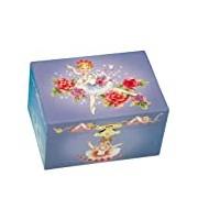 "Musicboxworld Jewellery Box Ballet Playing ""Ballerina"""