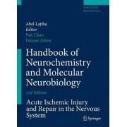 Handbook of Neurochemistry and Molecular Neurobiology 2007 by Pak H. Chan