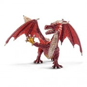 Schleich North America Dragon Warrior Toy Figure