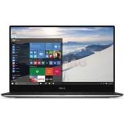 """Ultrabook™ Dell XPS 13 9350 (Procesor Intel® Core™ i5-6200U (3M Cache, up to 2.80 GHz), Skylake, 13.3""""FHD, 8GB, 256GB SSD, Intel® HD Graphics 520, Tastatura iluminata, Win10 Home 64-bit)"""