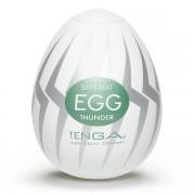 Masturbador Masculino Tenga Egg - Thunder