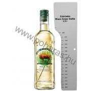 Standoló kártya - Zubrowka bison grass vodka [0,7L]