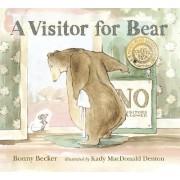 Visitor for Bear by Bonny Becker