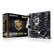 Gigabyte GA-Q170M-D3H Intel® Q170 Express Chipset LGA1151 ATX moederbord