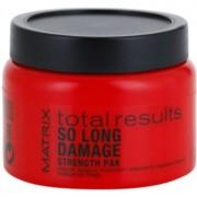 Matrix Total Results So Long Damage máscara renovadora com ceramides 150 ml