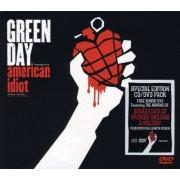Green Day - American Idiot+ Dvd (0093624939122) (2 CD)