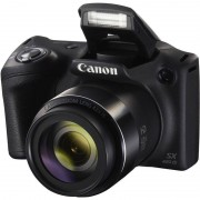 Aparat foto Canon PowerShot SX420 IS 20 Mpx zoom optic 42x WiFi Negru