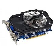 Gigabyte GV-R724OC-2GI Scheda Video, VGA, 2 GB GDDR3, Nero/Blu