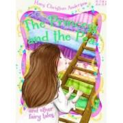 Hans Christian Princess & the Pea by Vic Parker