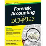 Forensic Accounting For Dummies by Frimette Kass-Shraibman