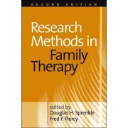 Research Methods in Family Therapy by Douglas H. Sprenkle